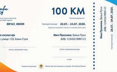 Raspisan javni poziv za dodjelu turističkih vaučera građanima Republike Srpske