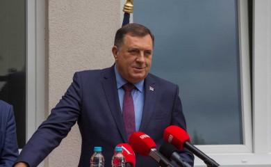 """Sastanak izvršnog komiteta SNSD-a u Foči- Dodik: Srbija prihvatila zajedničku gradnju """"Buk Bijele"""""""
