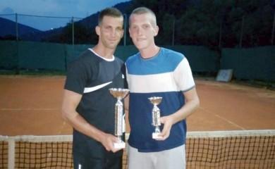 Tenis: Fundup i Mezbur pobjednici sarajevske lige