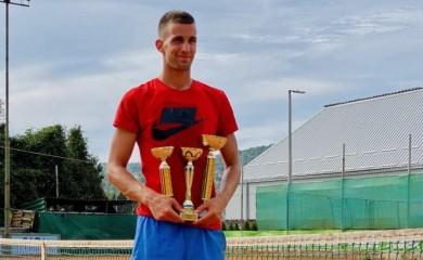 Tenis: Dupla kruna za Fundupa u Vogošći