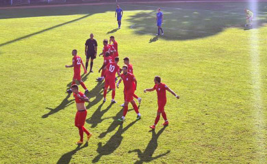 Prva liga RS: Sutjeska - Zvijezda 09 0:1