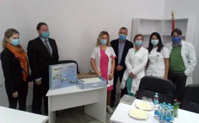 UB Foča: Iz Rusije stigli specijalizovani aparati za liječenje bolesti oka