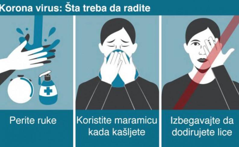 Virus korona: 18 osoba u Foči pozitivno na virus