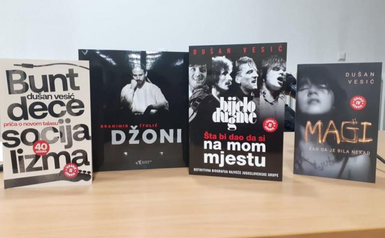 """Promocijom knjige """"Bunt dece socijalizma"""" završen """"OK fest karavan"""" u Foči"""