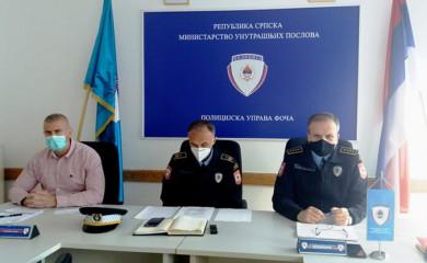 PU Foča: Povećan broj prekršaja javnog reda i mira