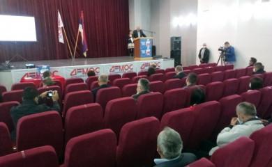 Stevanović: DEMOS će biti druga stranka najjača u vladajućoj koaliciji