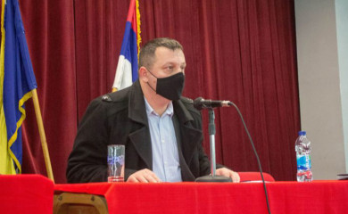 Srđan Drašković novi predsjednik SO, Vesna Rašević novi zamjenik načelnika opštine