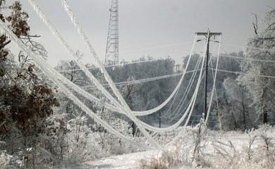 Snijeg uzrokovao nove kvarove na dalekovodima