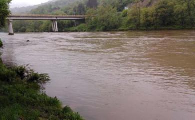 Civilna zaštita: Oprez zbog mogućeg rasta vodotokova