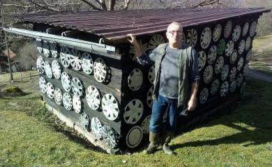 """Foča-Šćepan Polje:""""Muzej ratkapni"""" kao vapaj da se asfaltira """"put smrti"""""""