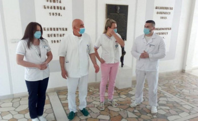 UB Foča: Apel medicinara građanima da im pomognu u borbi protiv zaraze
