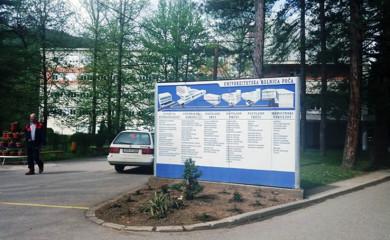 UB Foča: Broj kovid pacijenata povećan na 93