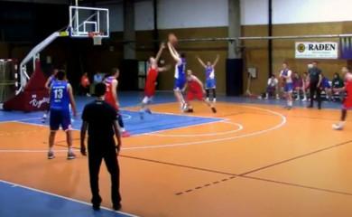 Remi fudbalera, pobjeda košarkaša