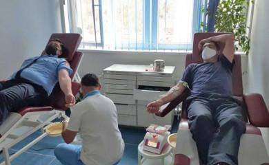 U akciji dobrovoljnog darivanja krvi 32 pripadnika PU Foča