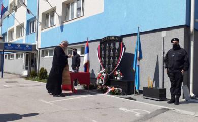 Sjećanjem na poginule pripadnike policije obilježen Dan policije Republike Srpske