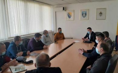 Dogovorena velika akcija čišćenja opštine, za vikend sadnja bijelog jasena