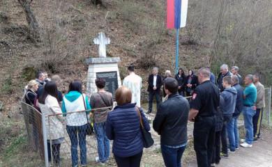 Sjećanje na poginule u Kratinama i Kozjoj Luci
