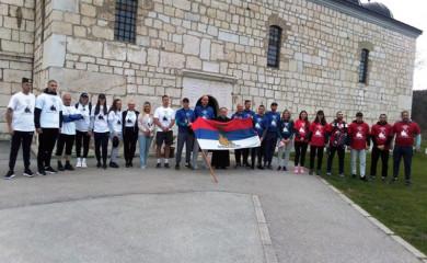 Foča ugostila hodočasnike iz Sokoca i Rogatice na putu ka Ostrogu