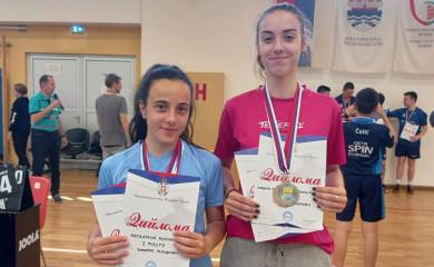 Stoni tenis: Tri medalje za Fočanke na Prvenstvu Srpske