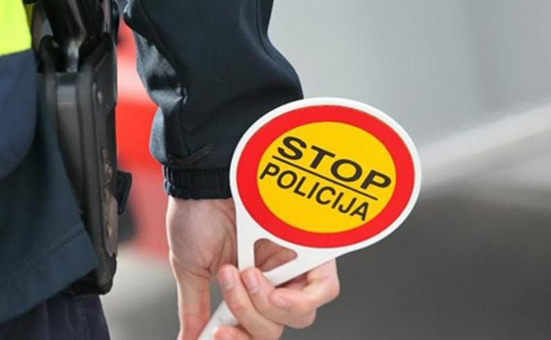Oduzeto vozilo zbog nagomilanih kazni i vožnje bez dozvole