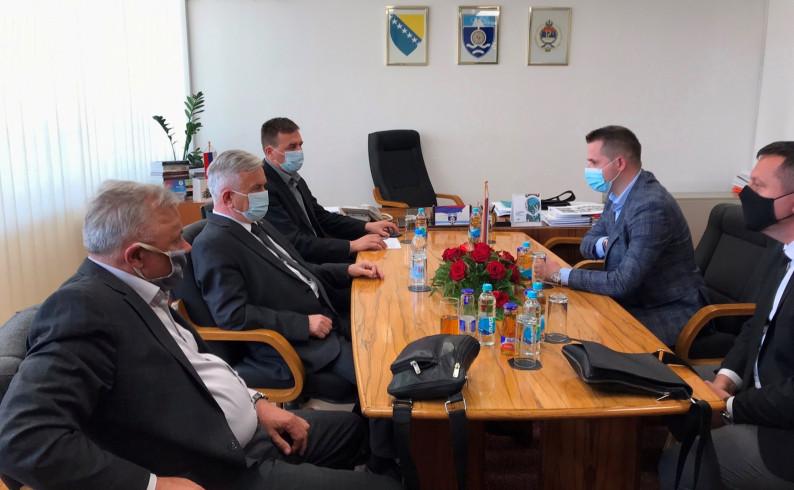 Foča i Medicinski fakultet zaslužuju podršku svih struktura vlasti