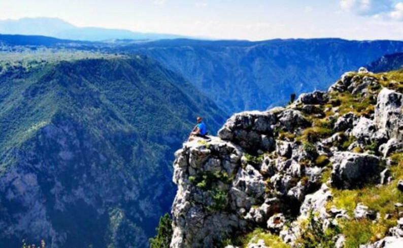 """Foča tur"" spaja vožnju biciklom kanjonom Tare i rafting"
