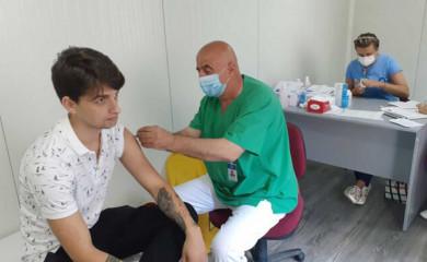 """UB Foča: Organizovan Dan otvorenih vrata za vakcinisanje """"sputnjikom ve"""""""