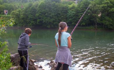 """SRD """"Mladica"""": Počinje škola ribolova"""
