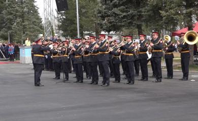 Policijski orkestar MUP-a RS u Foči