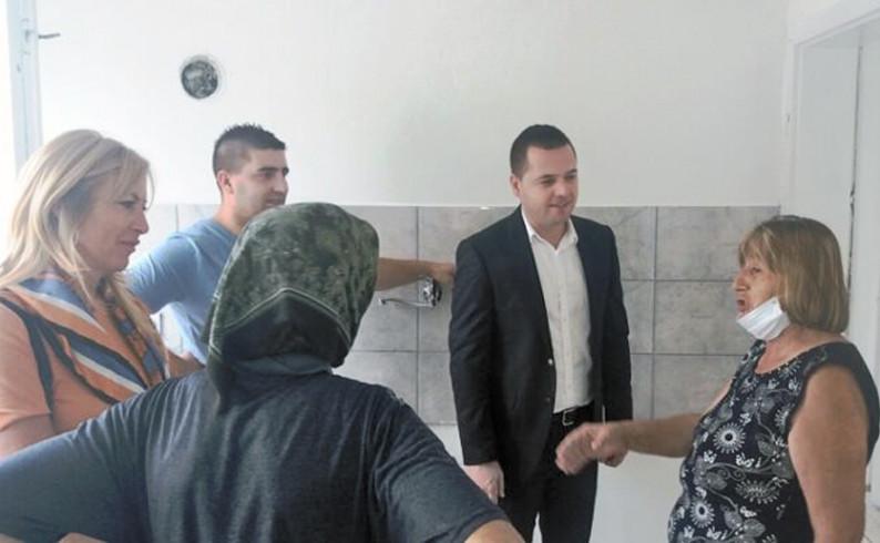 Porodice Krsman i Jevtović dobile uslovan smještaj