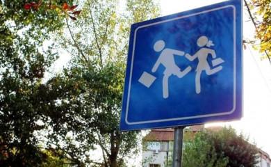 """PU Foča: """"Zaštitimo djecu u saobraćaju"""""""