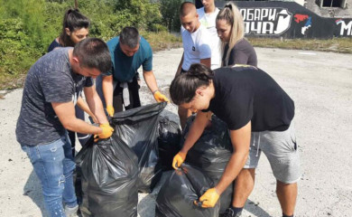 Uređenje javnih površina u Foči, Miljevini, Brodu i Dragočavi