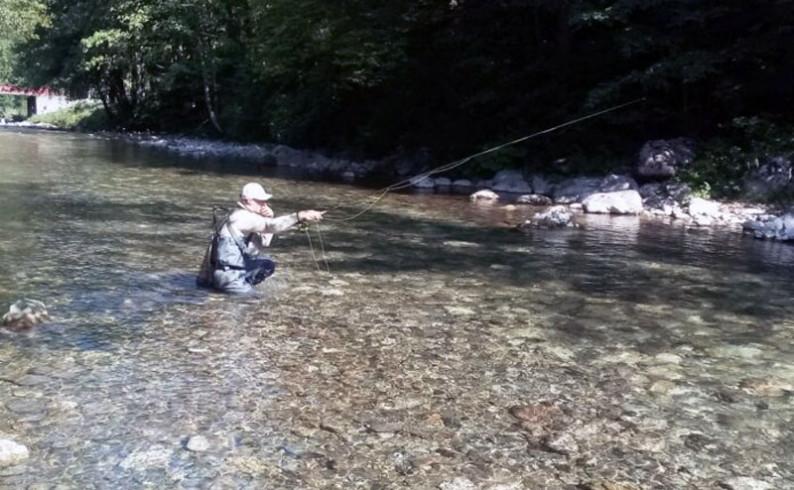 Slovenci najbolji u mušičarenju na Sutjesci i Donjim barama