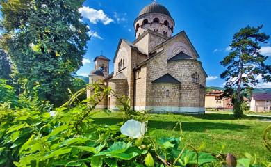Opština i Crkva zajedno uređuju okolinu Hrama Svetog Save