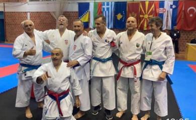 Karate: Todović treći na Balkanu